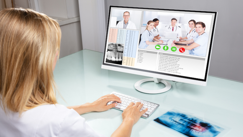 Project ECHO trains dentists through video conferencing platform
