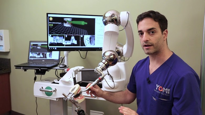 Robotics company co-founder joins advisory board of dental school