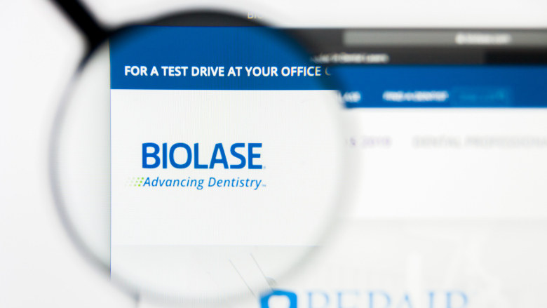 BIOLASE begins shipping essential materials amid coronavirus shutdown