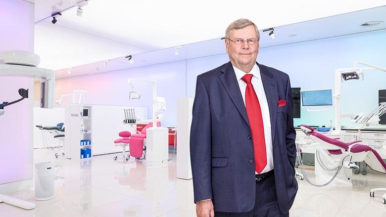 Planmeca to acquire Envista's KaVo treatment unit and instrument business